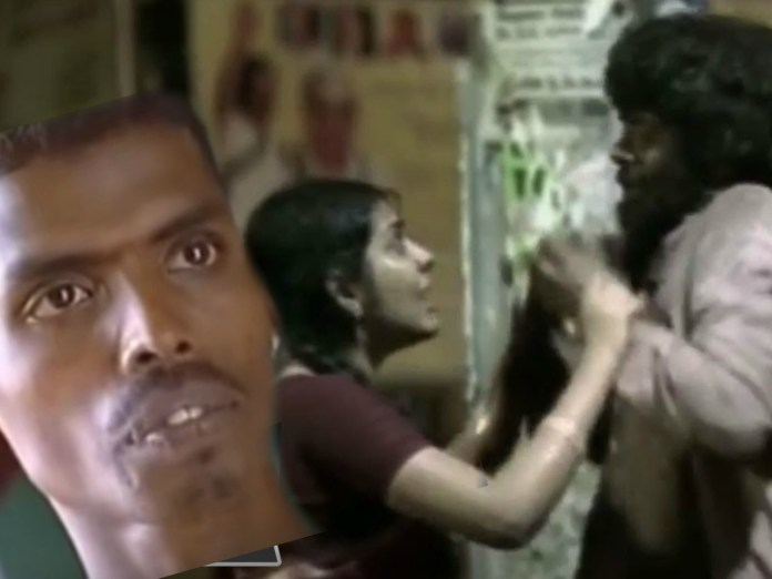 Pallu Babu begging