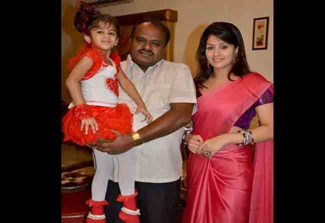 Ex-CM Wife Turns Heroine