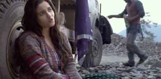 Heroin Alia Bhatt Pee On Public For Movie scenes