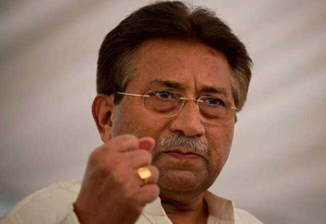 It's Very Terrific With India: Musharraf