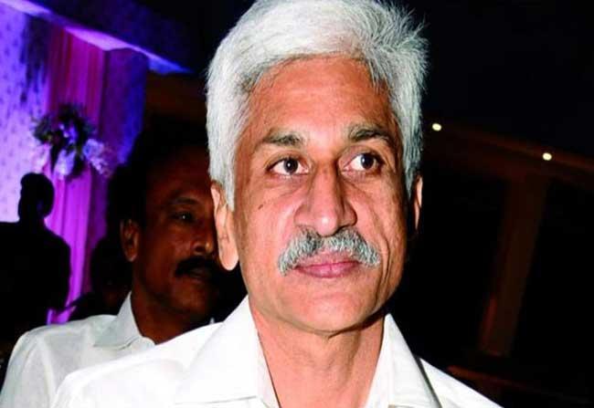 Vijaya Sai Reddy Network Reached Gujarat