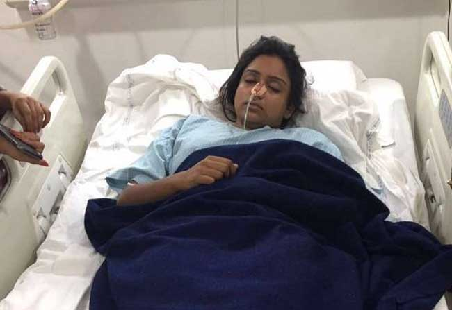 Vithika Sherus Suicide Attempt Is A Hoax