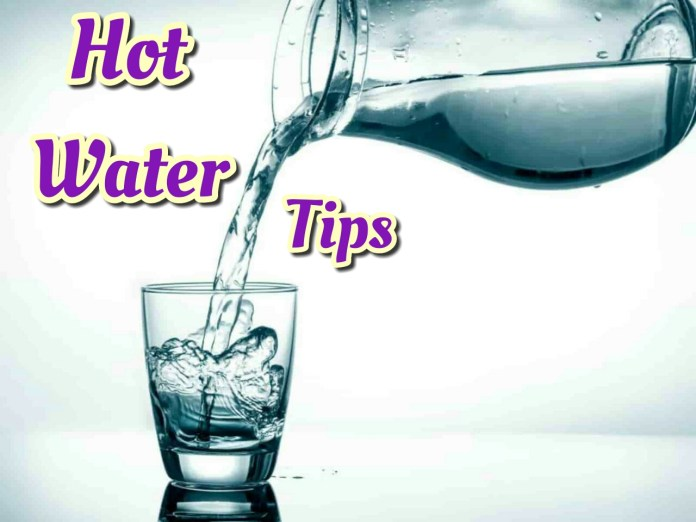 3 Tips To Drink Warm Water
