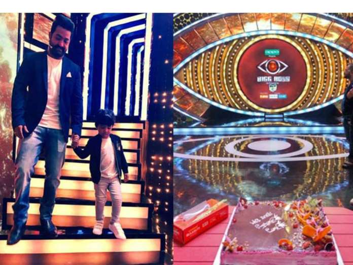 Pic Talk: Little Young Tiger In Big Boss