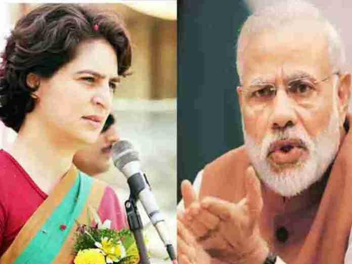 Senior Leaders are supporting Priyanka Gandhi