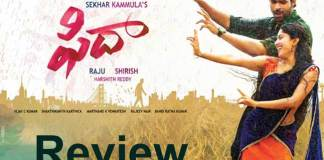 fidaa movie review telugu