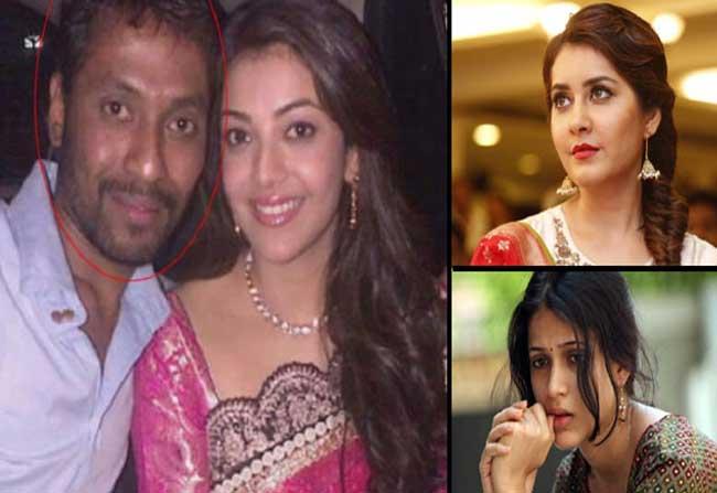 Kajal, Rasi Khanna, and Lavanya TripathiWere Included In Drugs