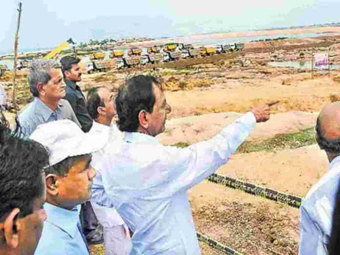 Kaleswaram Project Human Sacrifice
