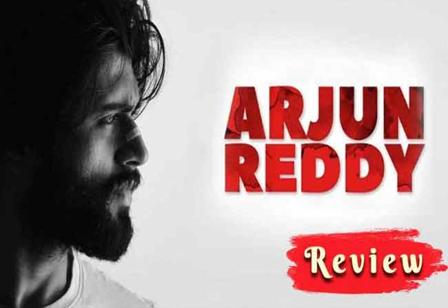 Arjun Reddy Movie Telugu Bullet Review