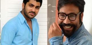 Sandeep Vegas next film with Sharwanand