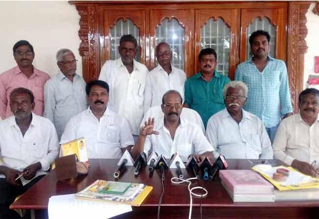VB Rajendra Prasad Fires On Jagan