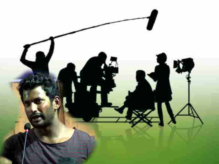Vishal: Film Employees Calls Off Strike