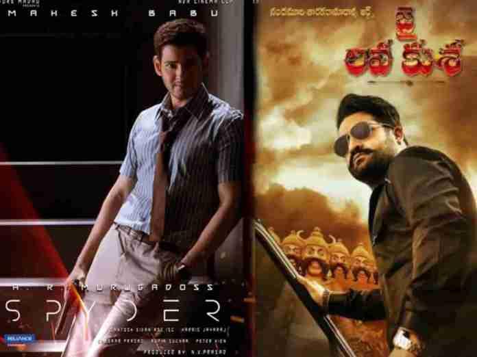 Will Mahesh Spyder Teaser cross NTR Jai Teaser…?