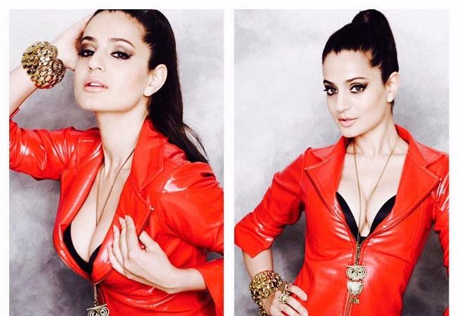 Amisha Patel Latest Hot Photo Shoot