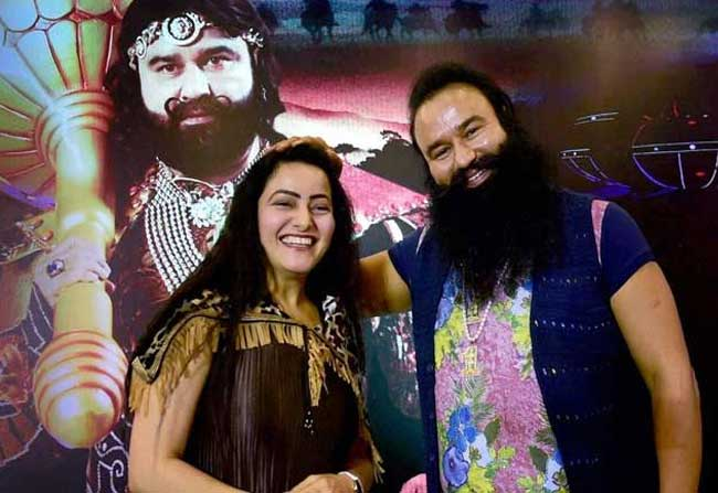 Honey Preet Escaped By Using an Old Trick