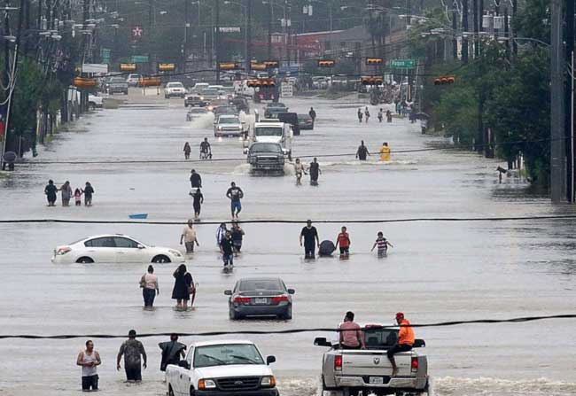 Hurricane Harvey Costliest Nature Disaster