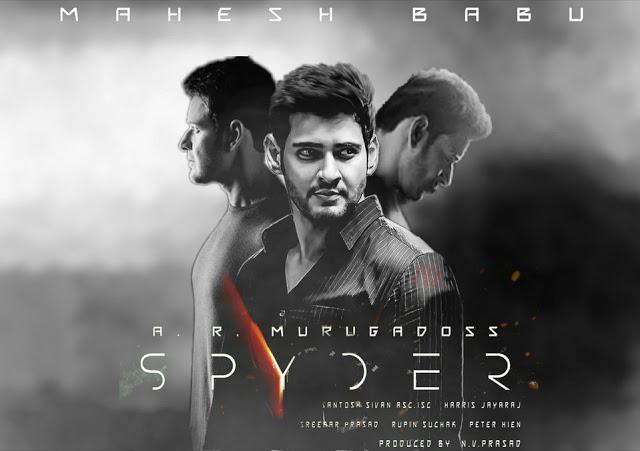 Mahesh Babu Spyder Movie