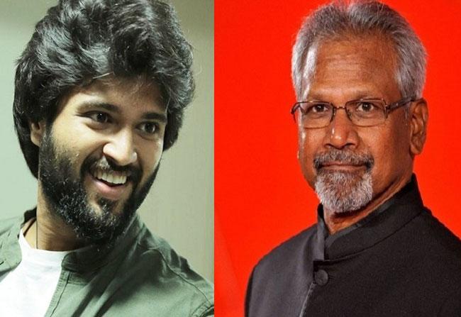 Mani Ratnam to direct Vijay Devarakonda