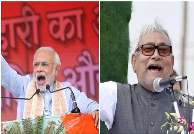 Modis Grudge on Nitish Kumar