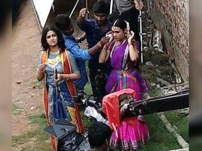 Shalini Pandey first look in Mahanati