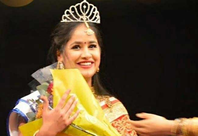 Telugu Women Wins Miss India South Africa