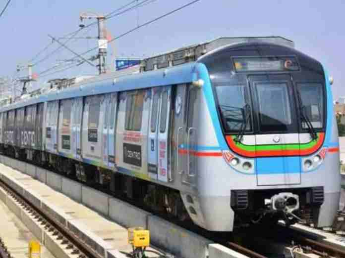 November 28 Hyderabad Metro Rail Starts