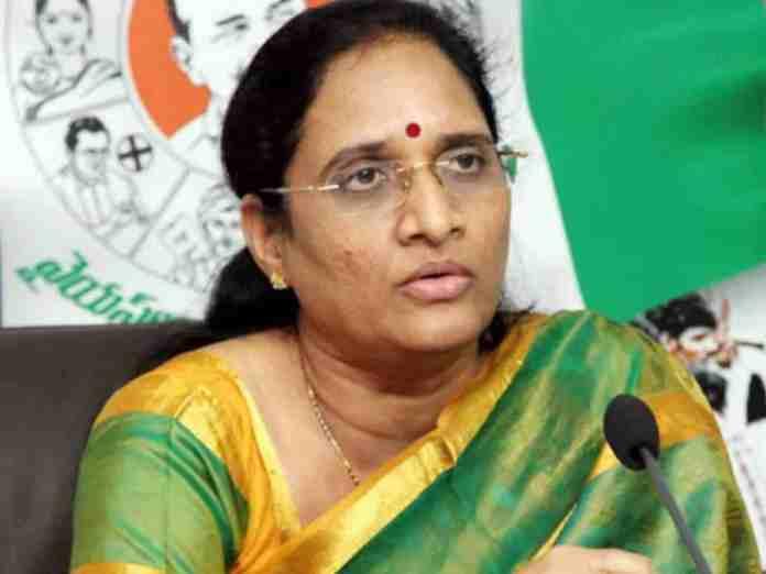 Vasireddy Padma Comments On Prashant Kishore