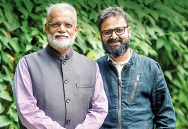 Former ISRO Chairman Radhakrishnan Biopic