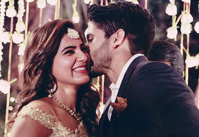 Naga Chaitanya Samantha Wedding Muhurtham