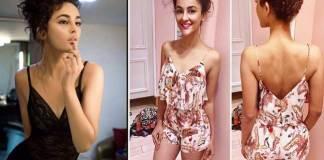 Seerat Kapoor bikini in Rajugari gadhi 2