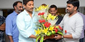 Stylish star Allu Arjun next film is with director Maruthi