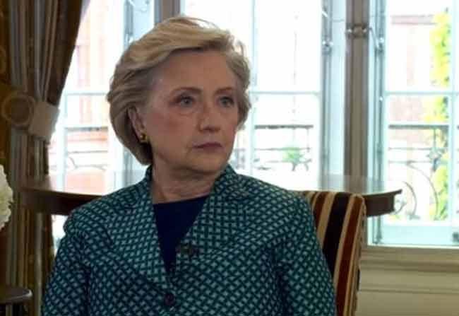 Hillary Calls Trump Sexual Assault