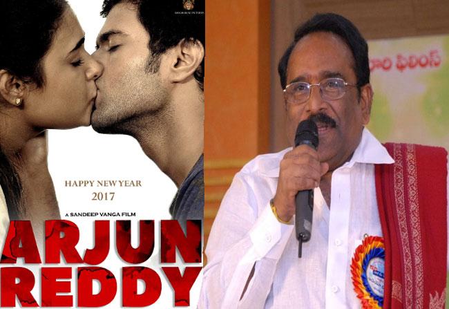 Arjun Reddy Same Devadas With Unique Ending