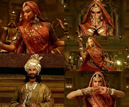 Padmavathi Movie Ghoomar Song Viral