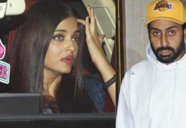People advice Abhishek Bachchan 'tell your wife to come in a respectful attire'