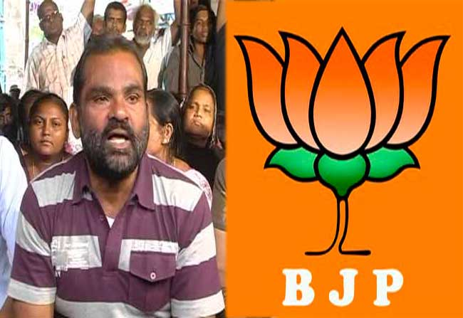 Chittoor Former MLACK Babu Joining BJP Party
