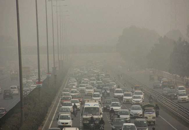 Delhi spends 'zero' money out of 829 Crores available under 'Green Fund'