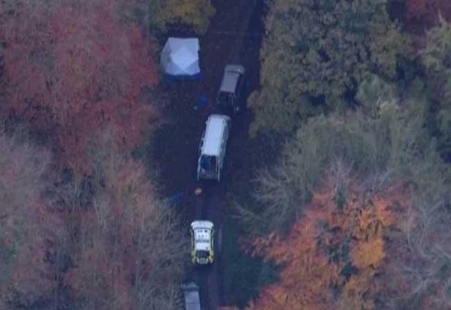 Mid-air collision in Buckinghamshire- Three Dead
