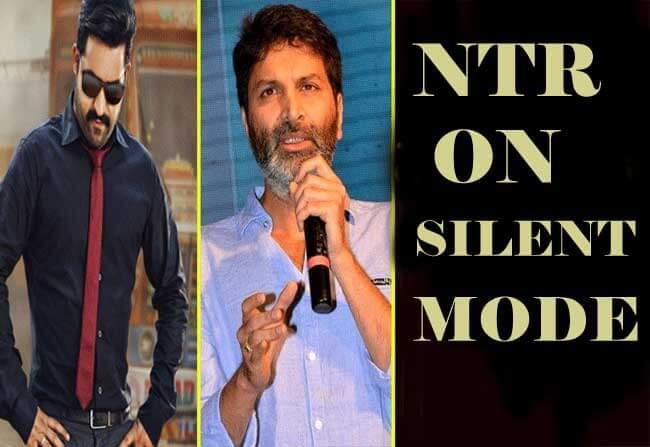 NTR 'On Silent Mode'?
