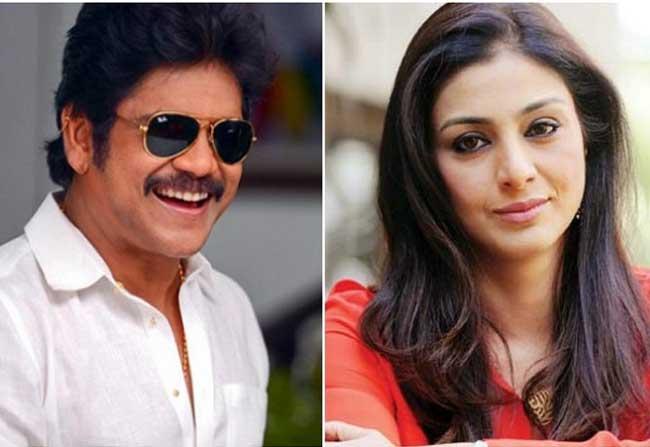 Nagarjuna and Tabu Combination Movie Rumors Clarrified