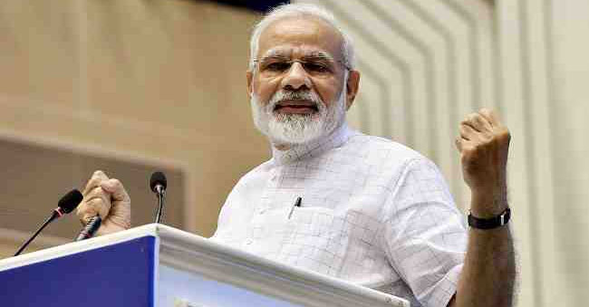 PM Modi is world's 3rdmost Trusted – Survey