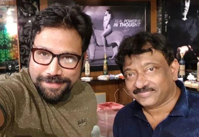 RGV decides 'Arjun Reddy' is a flop!