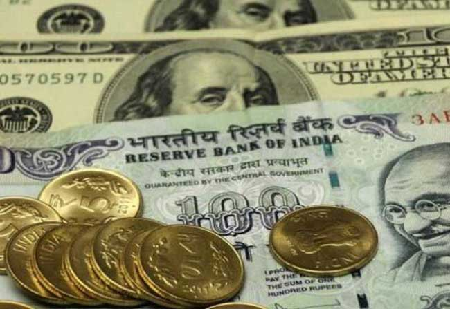 Moody ups India's rating |Rupee appreciation by 69 paise against USD | Sensex climbs 400 points