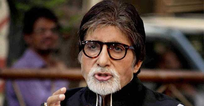 Amitabh Bachchan Dismissed Reports- Say's No Accident And ALL Is Well