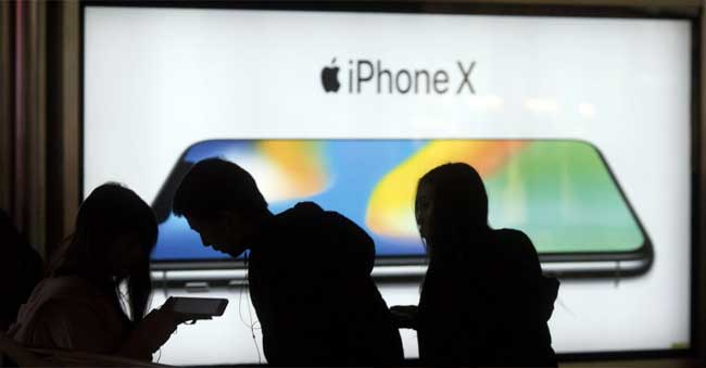 Apple confirms that Chinese students make iPhone x illegally