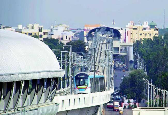 India's Largest Metro Station