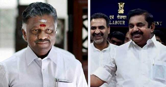 AIADMK suspends 130 members as a part of its cleansing drive