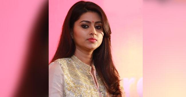 Actress Sneha expresses her displeasure!