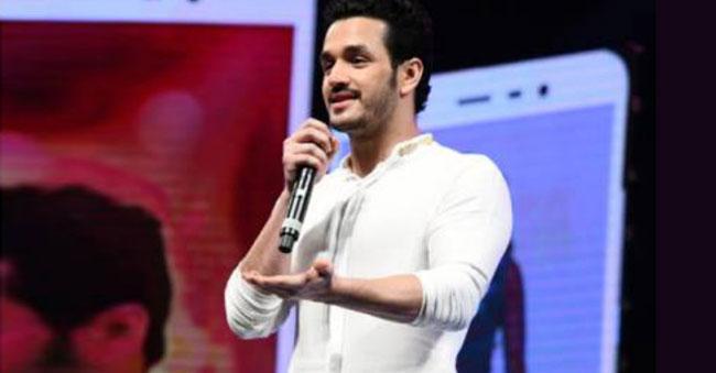 Akhil Hello Movie Audio Launch