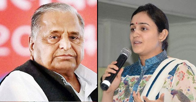 Daughter-in-law gives a shock to former Chief Minister!
